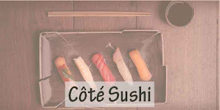 Côté sushi rambuteau