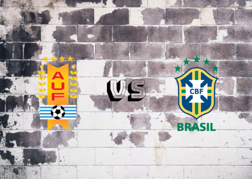 Uruguay vs Brasil  Resumen y Partido Completo