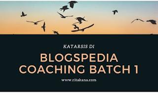 Katarsis di Blogspedia Coaching