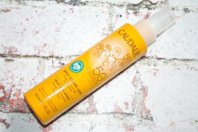 Caudalie Milky Sun Spray SPF50