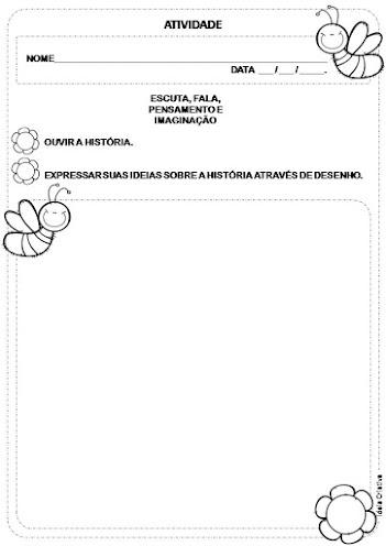 Plano de aula de acordo com a BNCC para Educação Infantil
