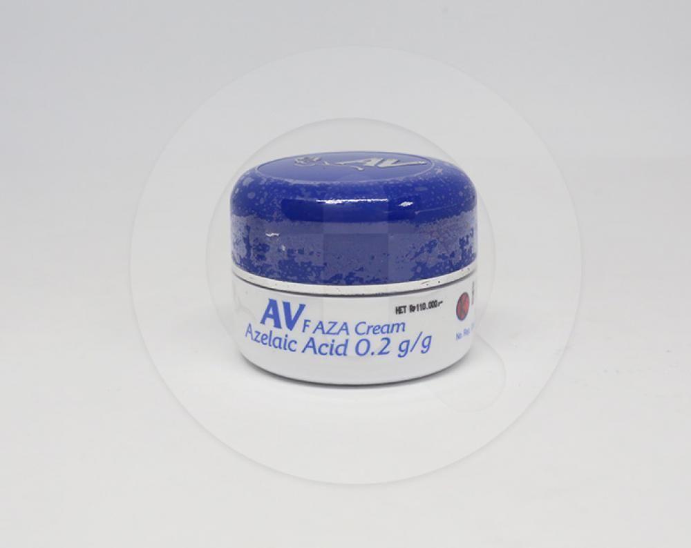 Obat AV F AZA Krim 30 gram - 02