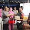Kapolres Palopo dan Ketua Bhayangkari Kunjungi Pospam OPS Lilin Lipu 2019, Natal dan Tahun Baru 2020