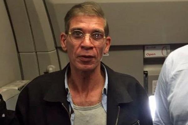 Inilah wajah perampas kapal terbang EgyptAir semalam