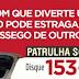 Abusos de sons em Lauro de Freitas serão fiscalizados pela Patrulha Sonora