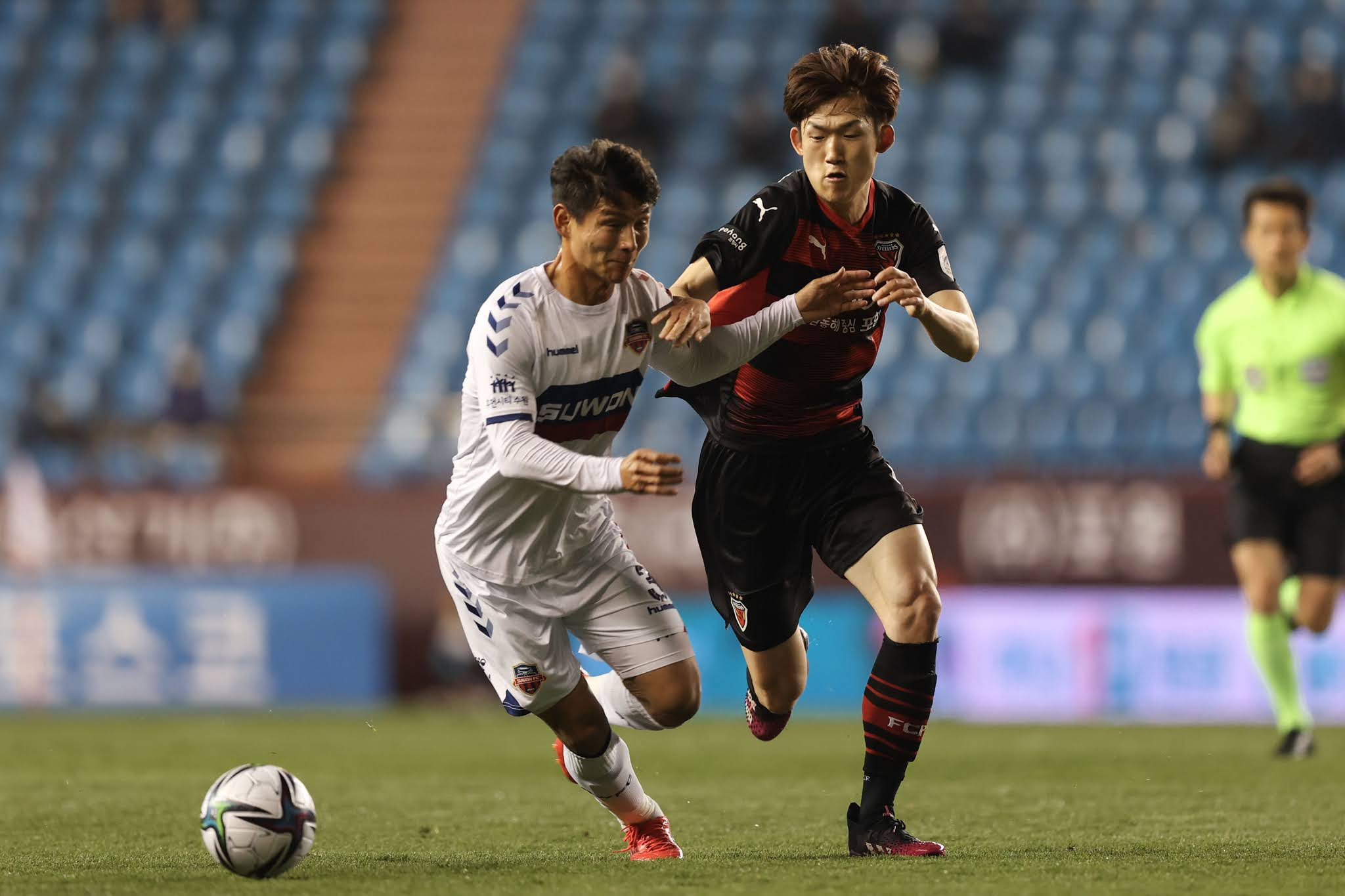 Suwon FC vs Pohang Steelers