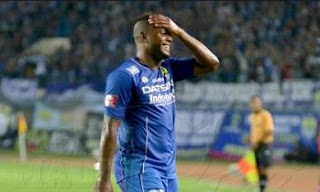 Persib Bandung Belum Coret David Laly