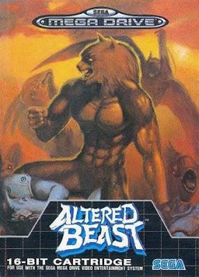 Rom de Altered Beast em PT-BR - Mega Drive