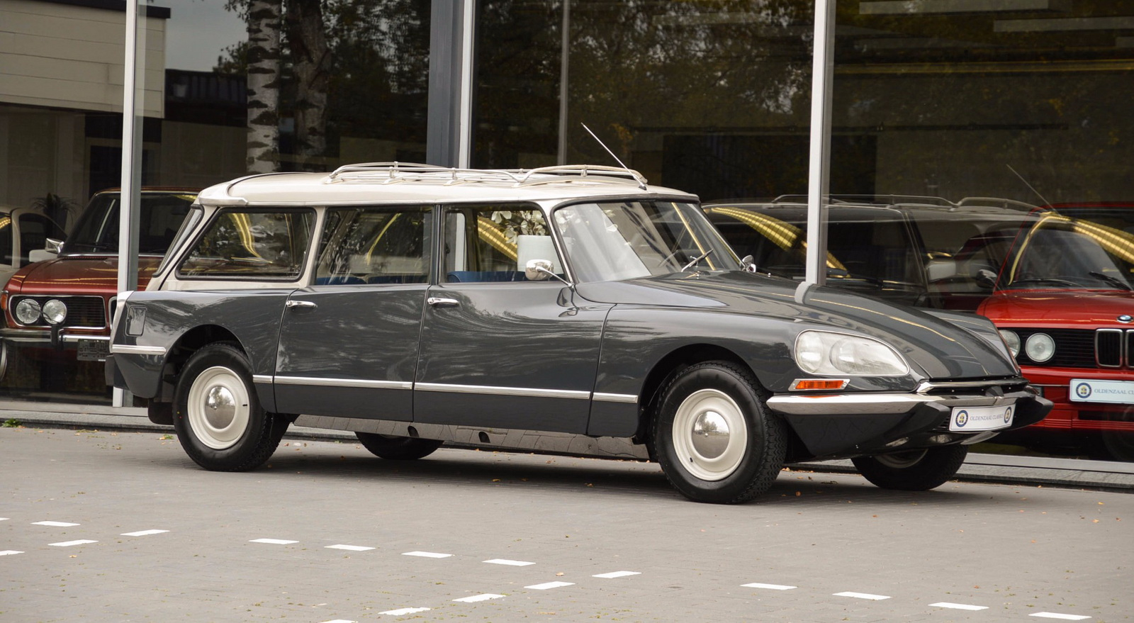 Oh Mon Dieu 1969 Citroen Ds 20 Wagon For Sale