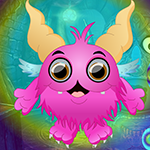 Games4King Pink Beast Escape Walkthrough