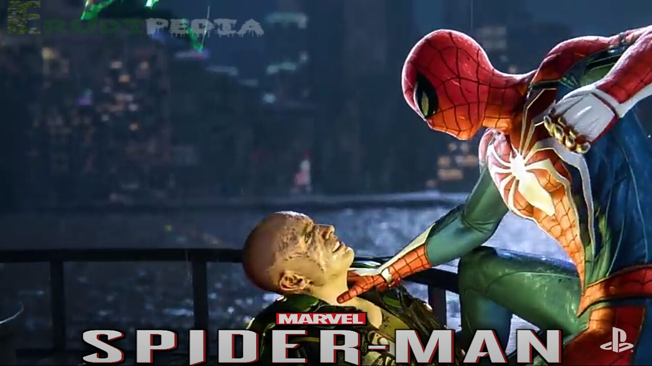 Spider-Man new update version 1.08 patch notes