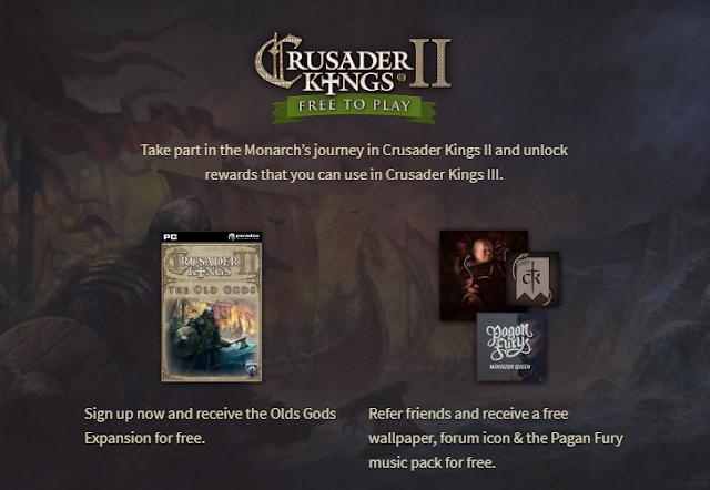 免費序號領取:Crusader Kings II: The Old Gods (DLC)