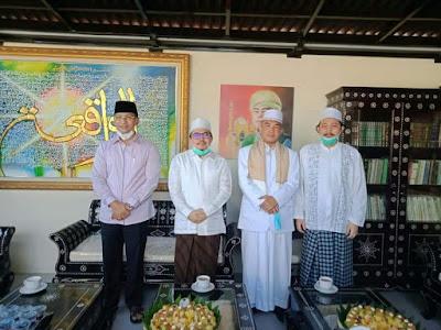 RTGB Zainuddin Atsani Minta Jamaah Dukung Mohan-Mujib