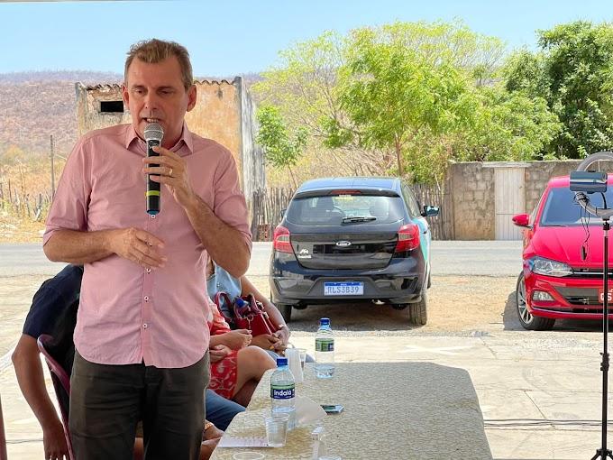 Prefeito Chico Mendes entrega reforma e equipamentos de creche em São José de Piranhas