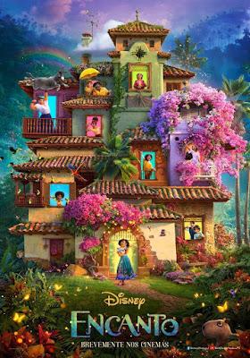 Disney Divulga o Colorido Trailer de Encanto, Uma Animação Cheia de Alegria E Com Inspiração Sul-Americana