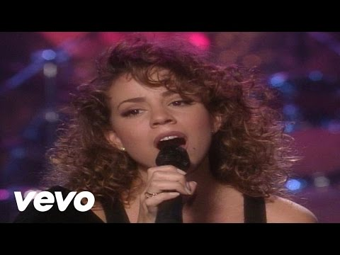 Ilustrasi Single Hits Mariah Carey 1992 I'll Be There - Upayawan