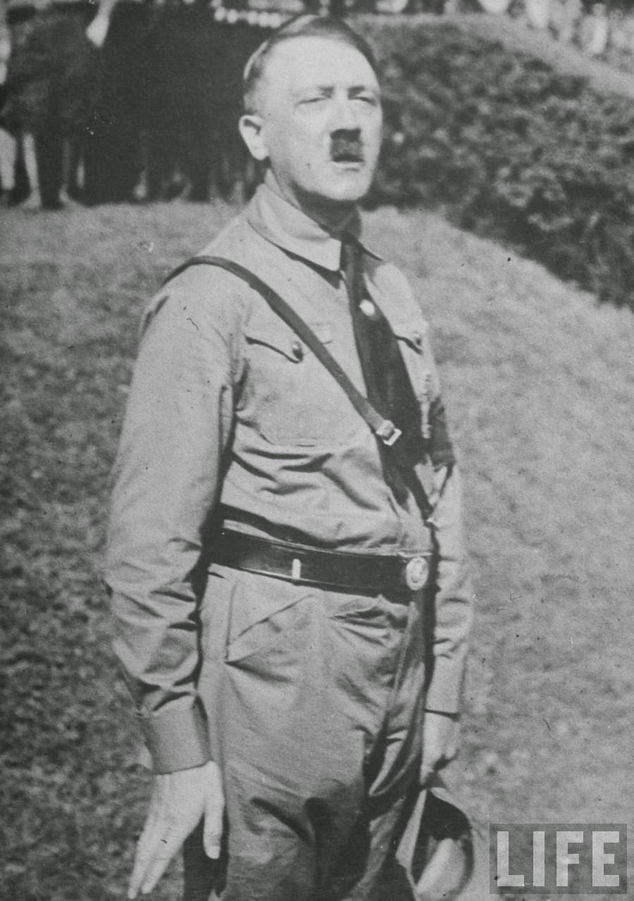 50 Rare Photos of Adolf Hitler You Might Have Never Seen ...