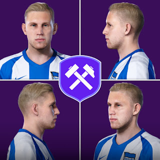 PES 2020 Faces Arne Maier by Volun