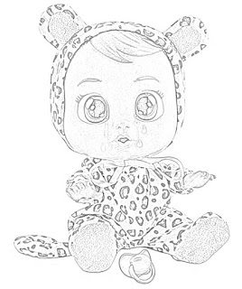 Cry Babies Interactive Dolls coloring.filminspector.com