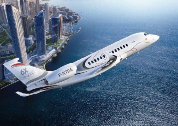 Dassault Falcon 6X specs