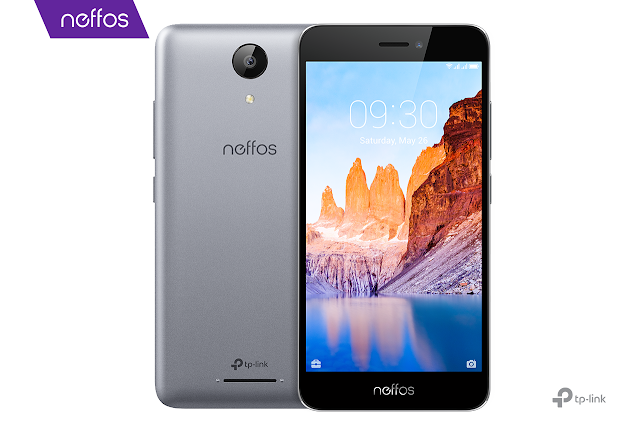 Neffos C7Ais capable of capturing picture-perfect moments with its 8-megapixel, f/2.2 camera at the back with fast auto-focus and LED flash