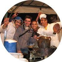 Gastronomía-Marruecos-África