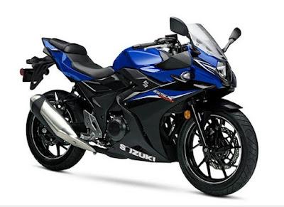 Motor Suzuki GSX250R