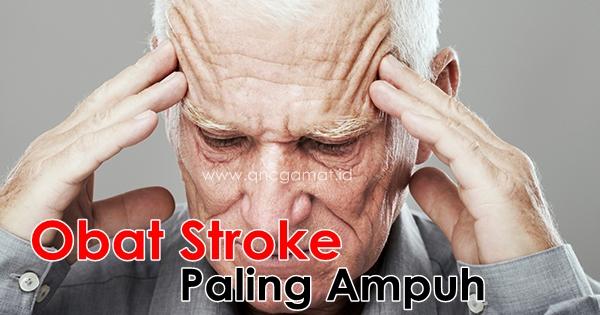 Obat Stroke Ringan Dan Berat - Terampuh Di Apotik