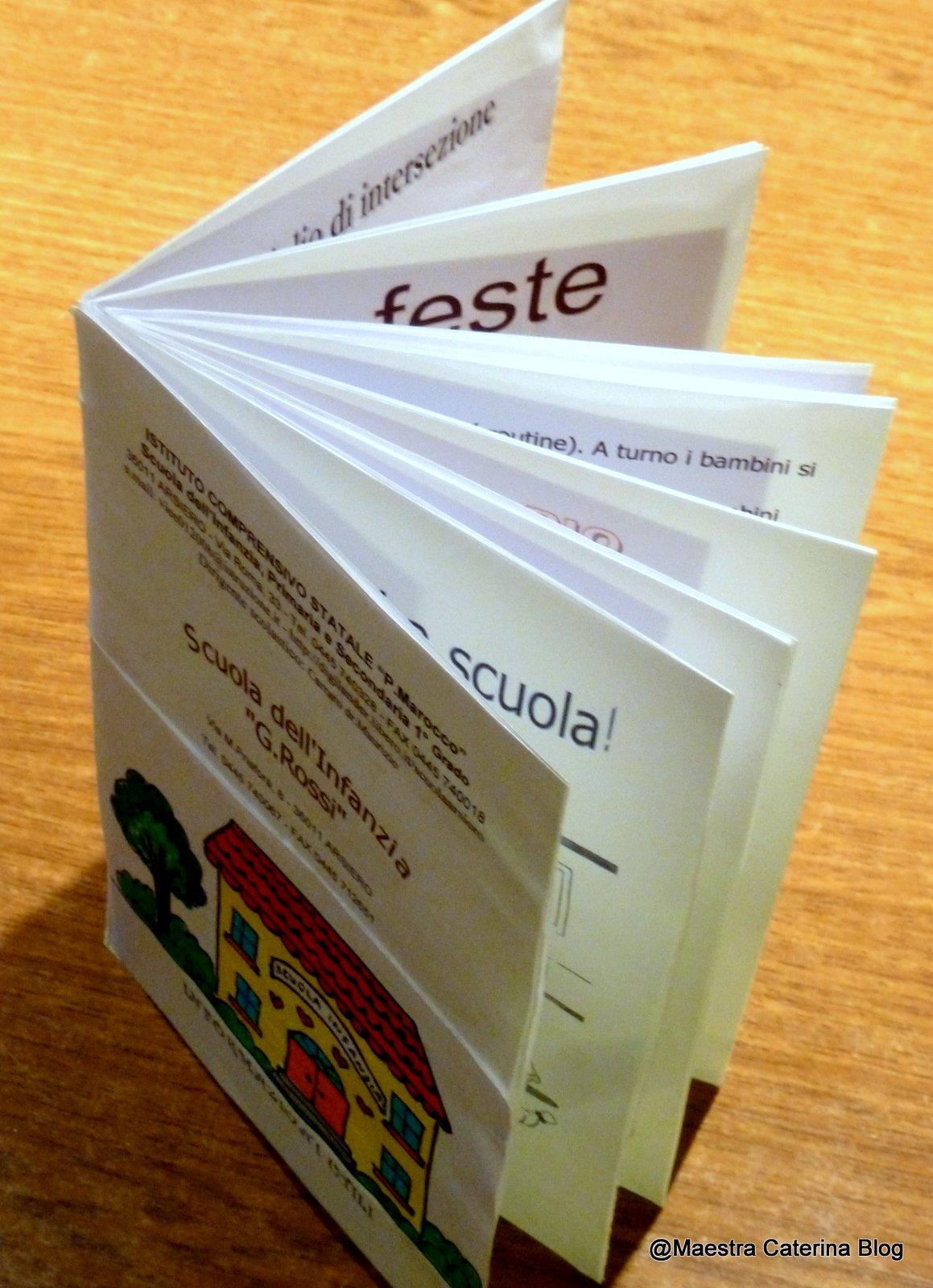 Maestra caterina accoglienza informazioni utili per i for Maestra valentina accoglienza