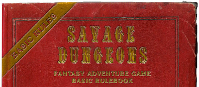 Savage Dungeons: Goblins and Kobolds and Bugbears, oh my!
