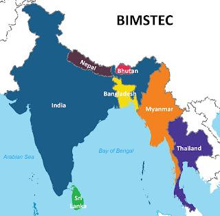 BIMSTEC_INDIA- relation