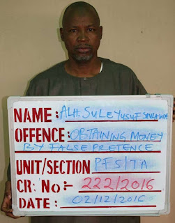 EFCC Arraigns Katsina Permanent Secretary For Fraud
