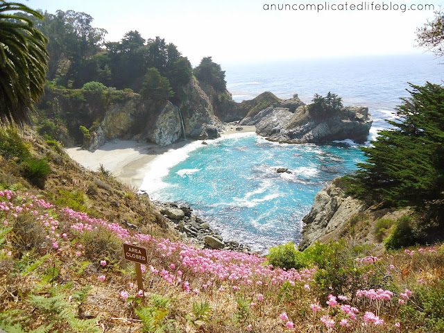 Travel to Big Sur, CA