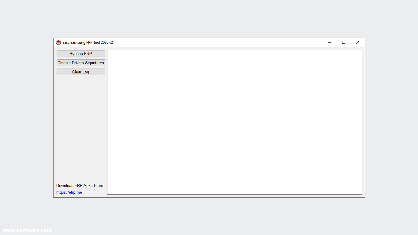 Easy Samsung FRP Tool 2020 V2.7 (Updated) Portable Setup