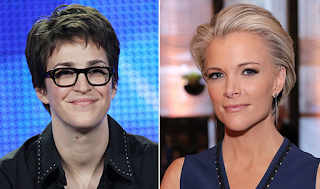 'Rachel Maddow Show' Catches 'Kelly File' in Key Demo as MSNBC Surges