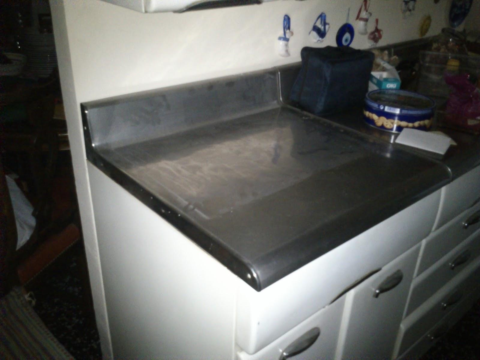 ROCCO SALDA IL MONDO: Mobili della cucina.