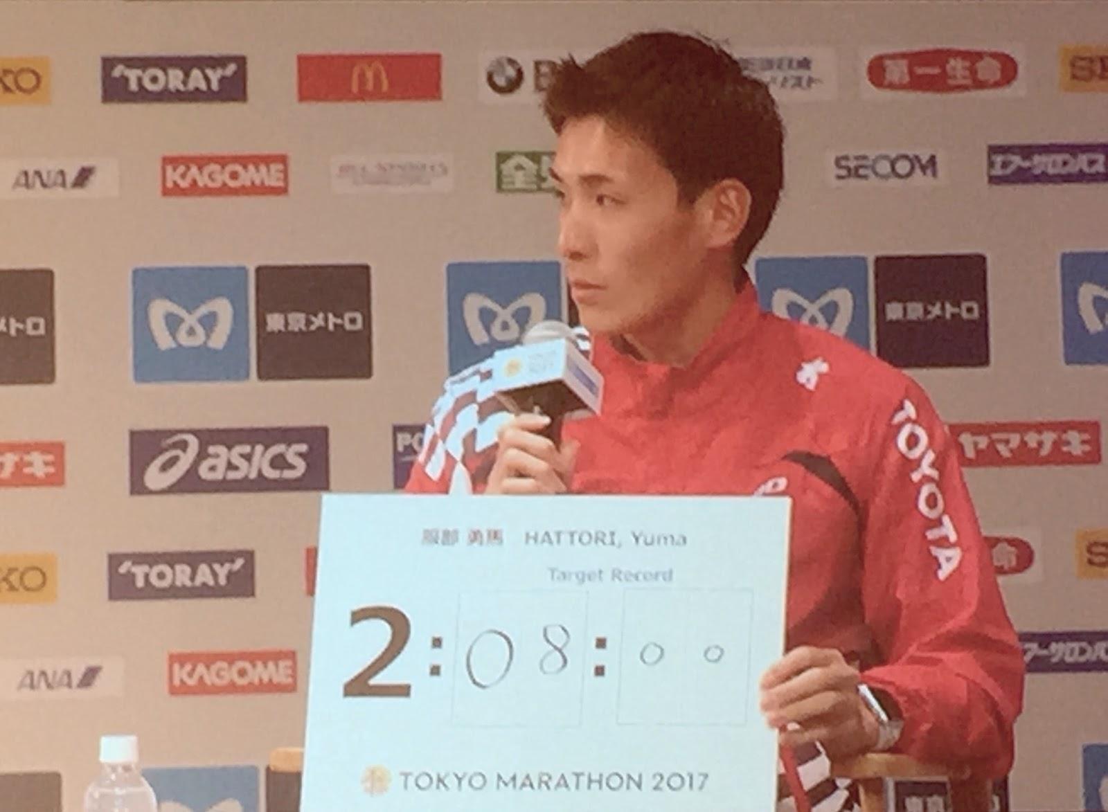 kipsang predicts 2:02:50 - tokyo marathon preview