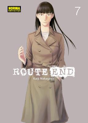 Reseña de Route End núms 6 y 7 de Kaiji Nakagawa - Norma Editorial
