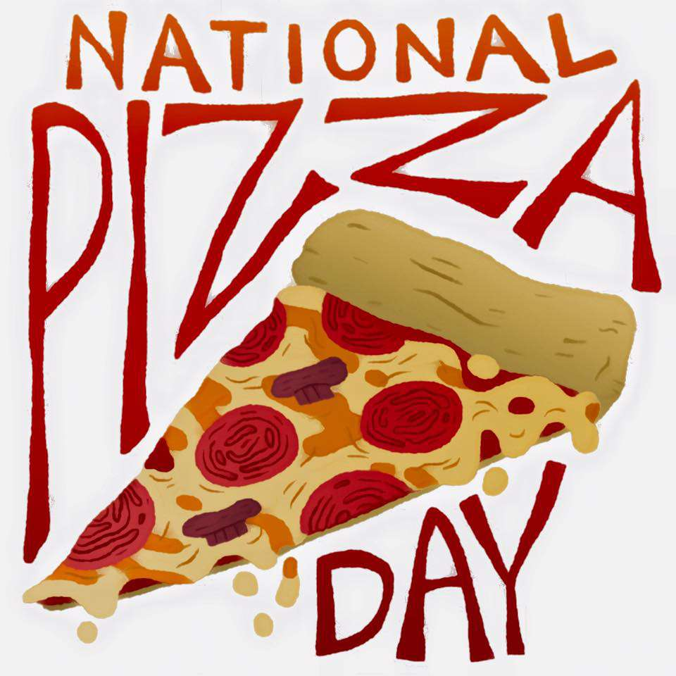 National Pizza Day Wishes Photos