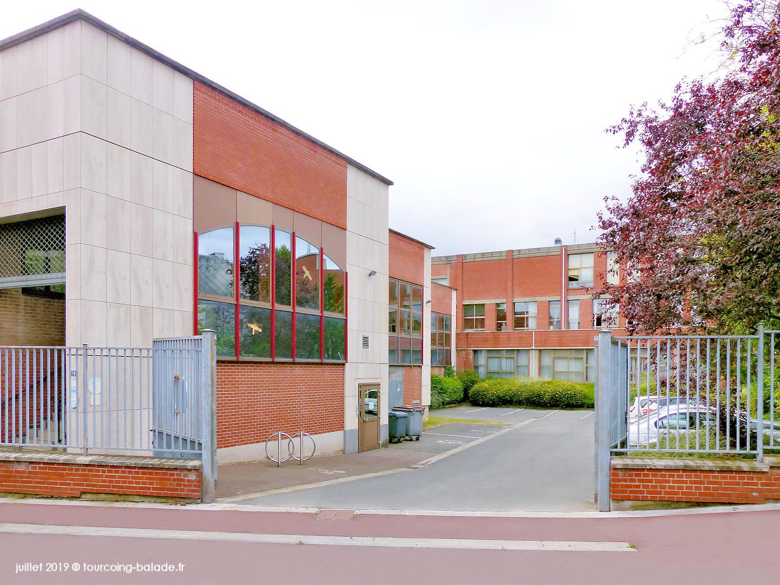 Parking Archives municipales de Tourcoing