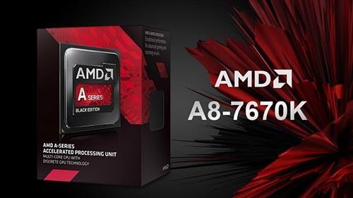 AMD APU A8-7670K, Prosesor PC yang Tangguh Dukung eSport  dan Windows 10