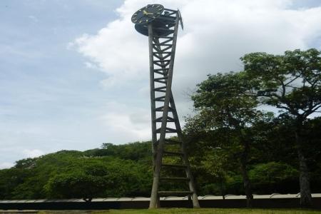 Torre del Reloj Universidad Central de Venezuela