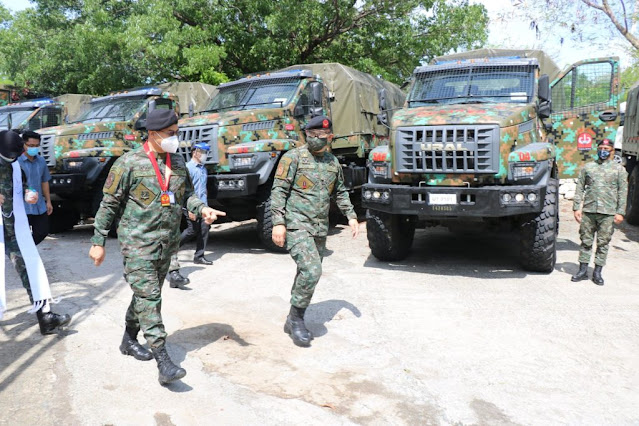 Truck Troop Carrier, Light Acquisition Project (2021) of the Philippine Army