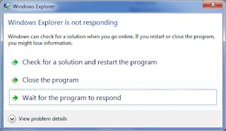 Laptop / Komputer Sering Not Responding Ini 7 Penyebab yang Perlu Diketahui