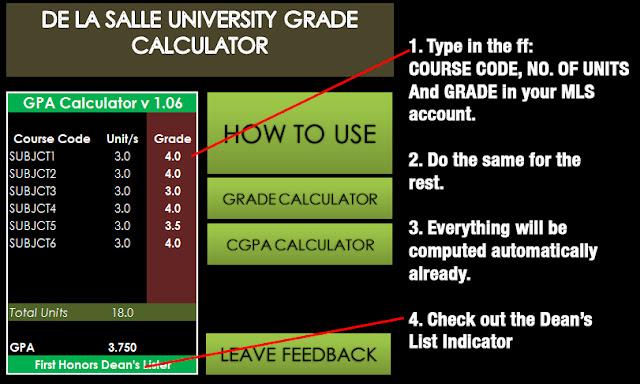 How to Use GPA Calculator
