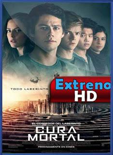 Maze Runner: La Cura Mortal (2018) | DVDRip Latino HD Mega 1 Link