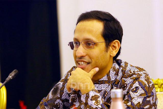 Menteri Pendidikan Nadiem Salah Jawab Soal Matematika 1 + 1 x 0, Bilang = 0