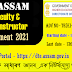 DTE Assam Guest or Part Time Faculty & Senior Instructor Recruitment 2021