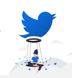 Cara Mengetahui Orang Yang Mengunjungi Profil Twitter Kita Tanpa Aplikasi