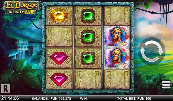 Main Gratis Slot Indonesia - El Dorado Infinity Reels ReelPlay